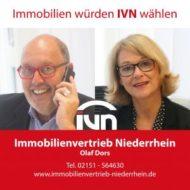 Olaf und Martina Dors, IVN Immobilienvertrieb-Niederrhein